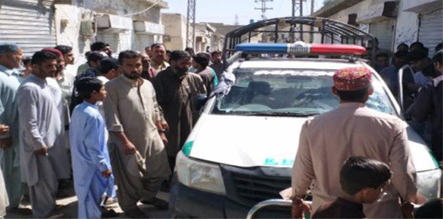 Photo of Three cops martyred in terrorist attack on levies personnel in Quetta