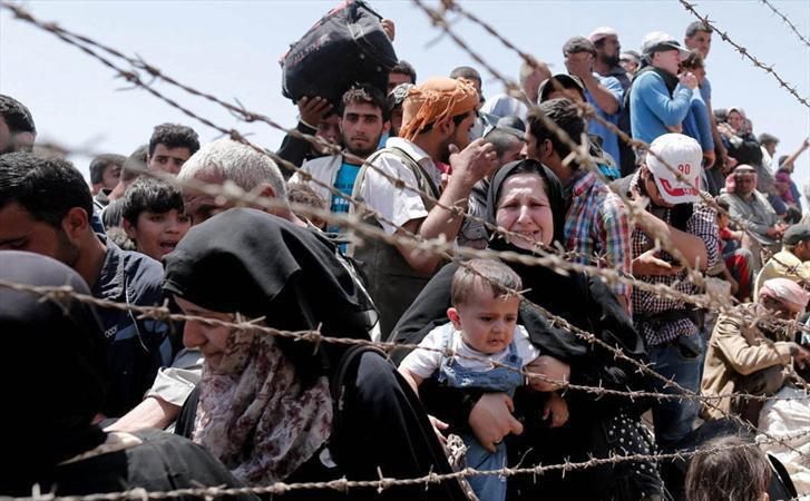 Photo of UNHCR report reveals: Number of  refugees hits five-year high