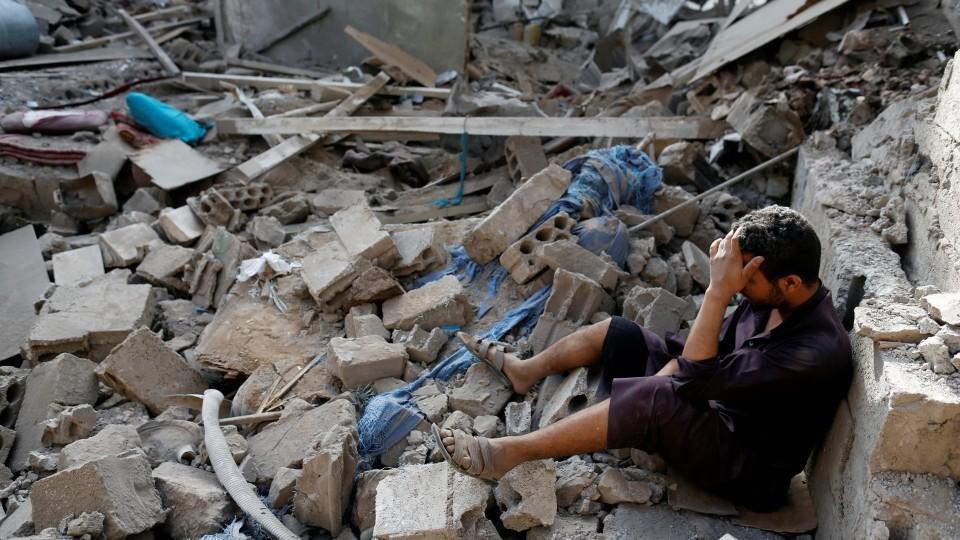Photo of 18 Saudi-led airstrikes hit Yemen's Saada over past hours