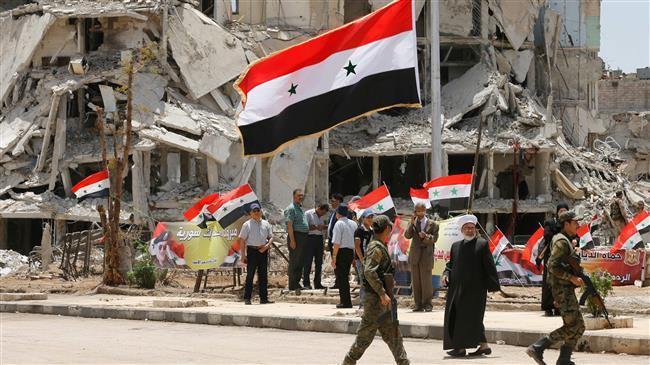 Photo of Syrian army declares complete retake of Dayr al-Zawr desert