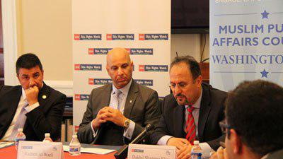 Photo of SRW takes part in an  international session on Religious Freedom for Shia Populations