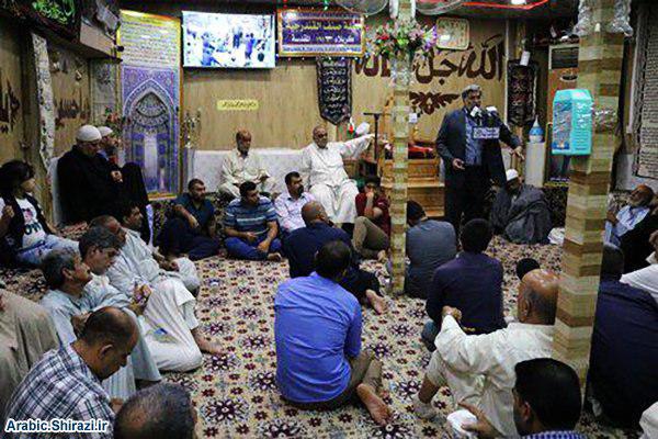 Photo of Grand Ayatollah Shirazi PR manager criticizes failure to enforce law of Karbala sanctity