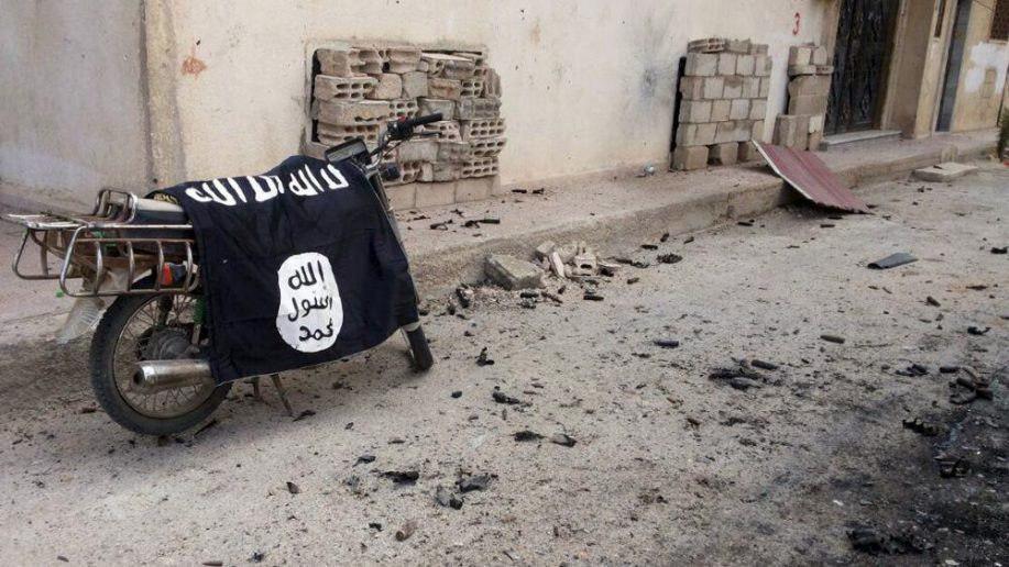 Photo of ISIS finance chief killed in northwest Iraq