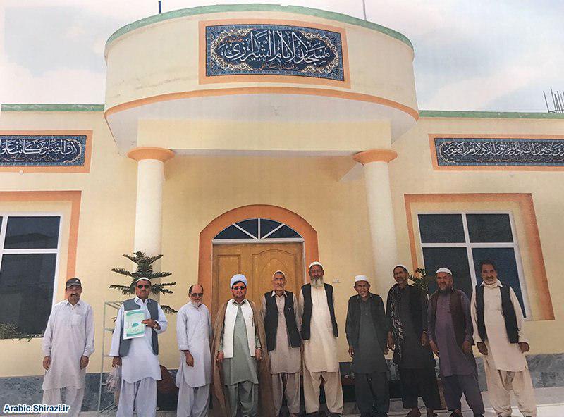 Photo of Grand Ayatollah Shirazi Mosque Opened in Quetta, Pakistan