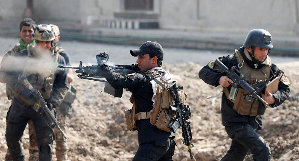 Photo of Army forces, allies launch operation to capture Daesh militants in central Iraq