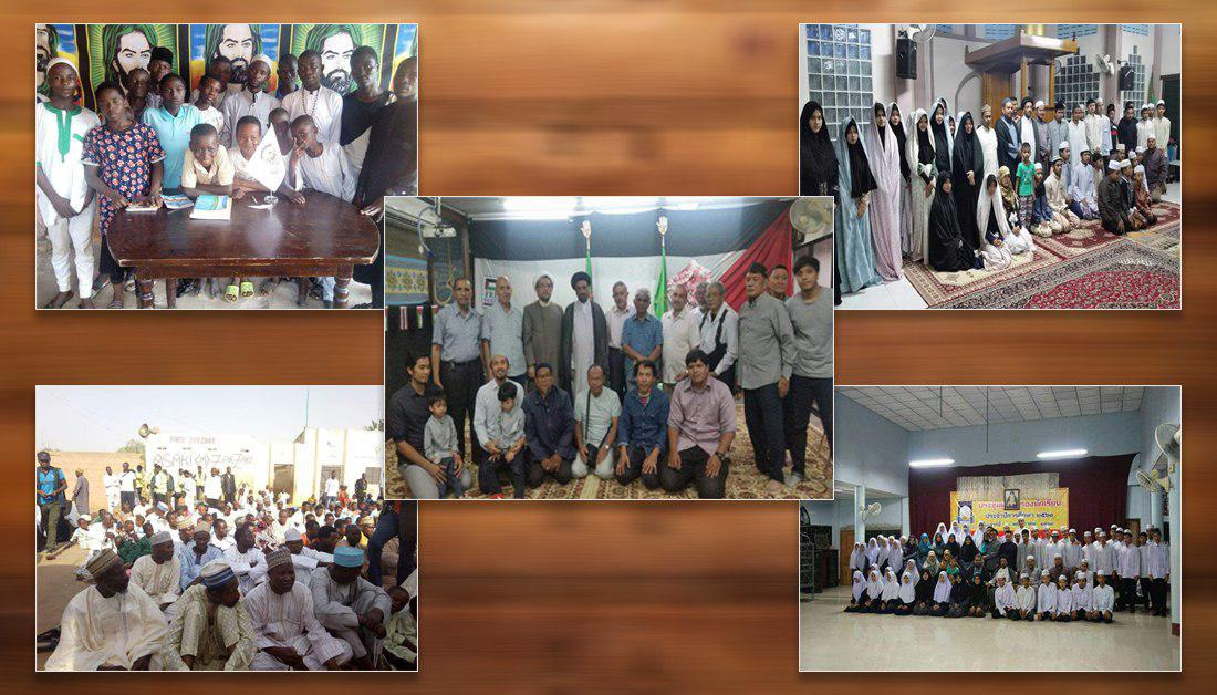 Photo of Activities of Imam Hussein Holy Shrine reach Asian and African countries