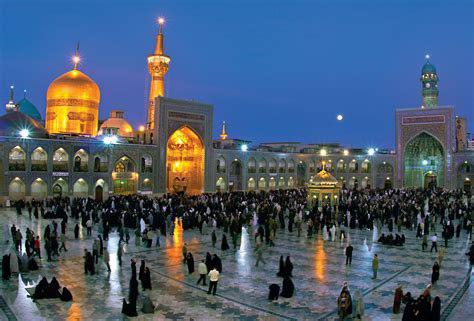 Photo of Imam Redha Holy Shrine hosts 12000 non-Iranian pilgrims every day