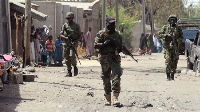 Photo of Eight killed as Boko Haram bomber detonates explosives at mosque in NE Nigeria