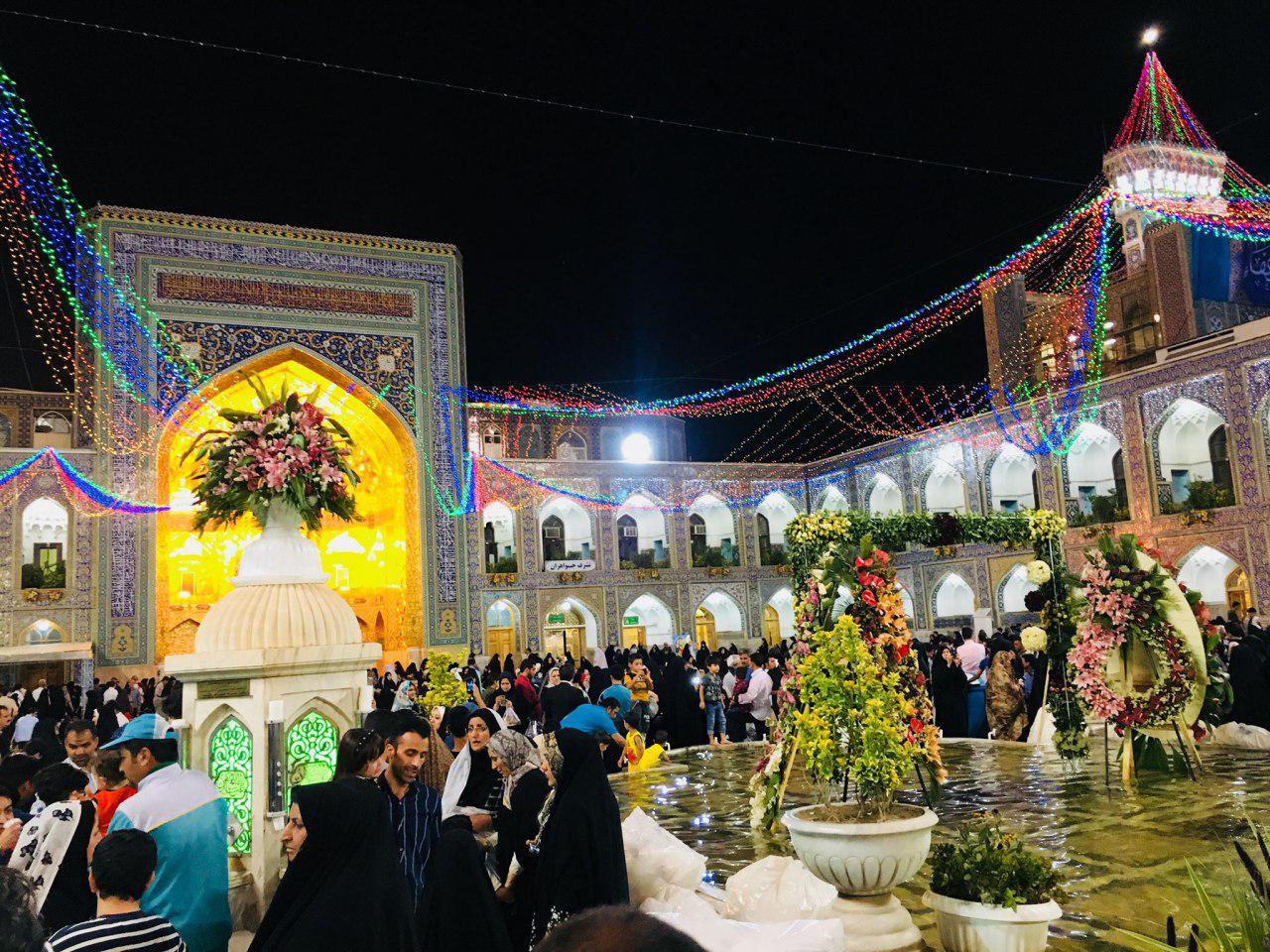 Photo of Shia Muslims across the world celebrate Imam al-Ridha birth anniversary
