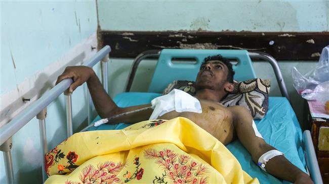 Photo of Yemen's Hudaydah goes through another day of airstrikes3