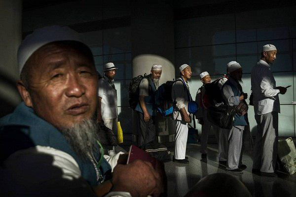 Photo of Chinese surveillance expands to Muslims making Mecca pilgrimage