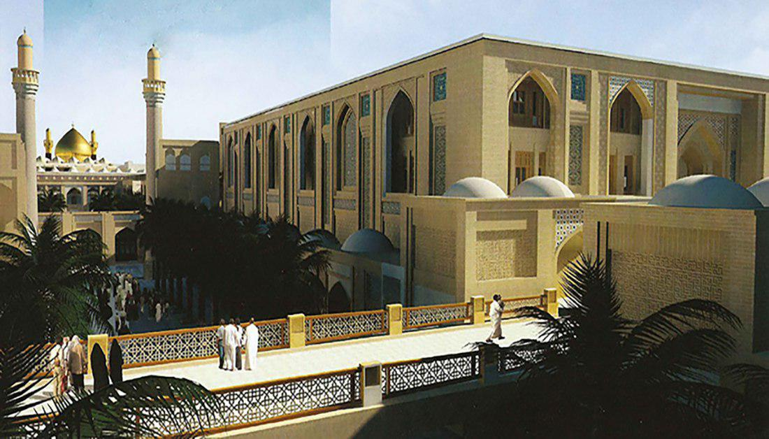 Photo of New details on Lady Fatima al-Zahra Sanctuary and its look after completion