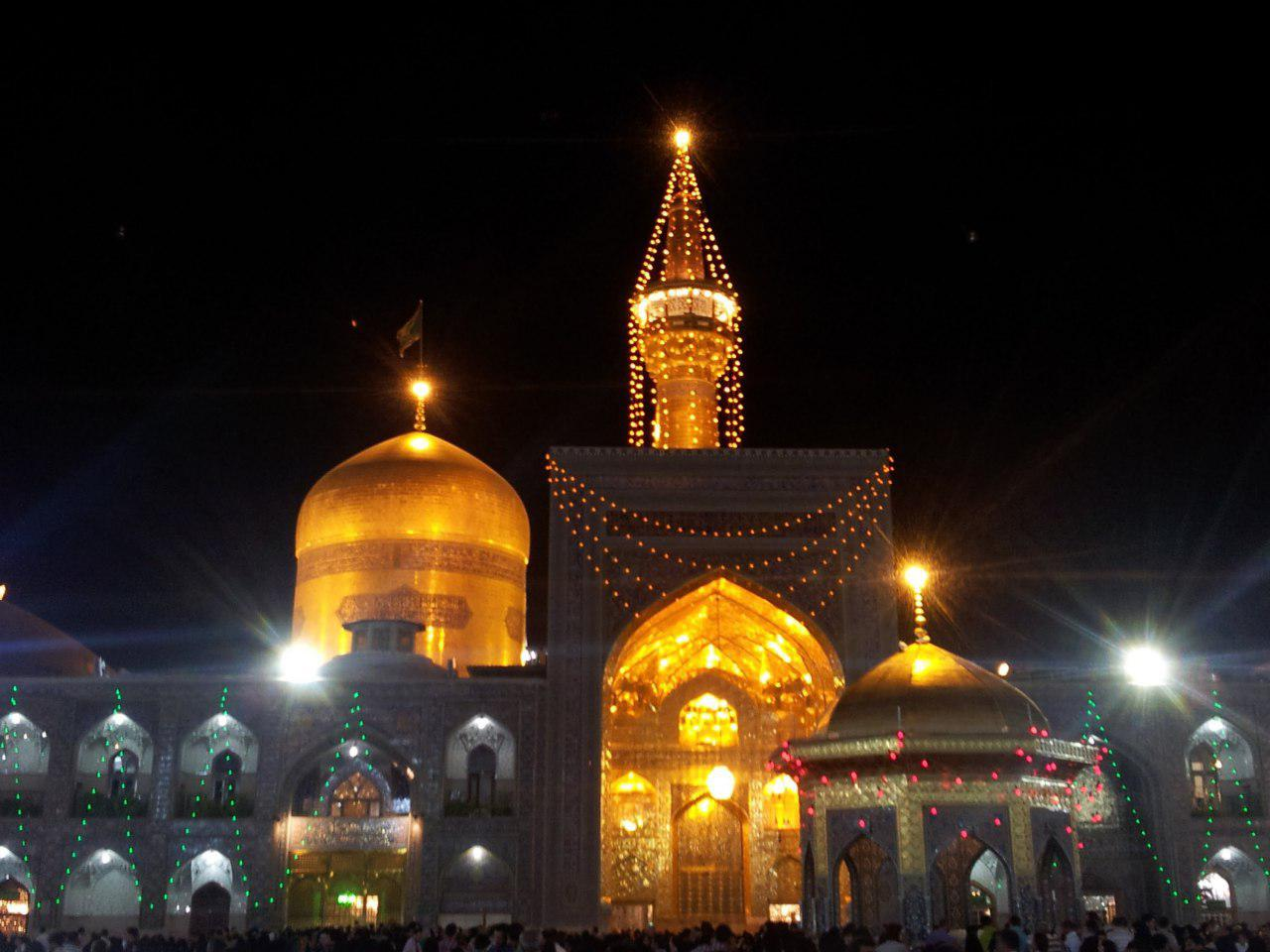 Photo of A Scottish pilgrim: Imam Reza has a significant place in my life