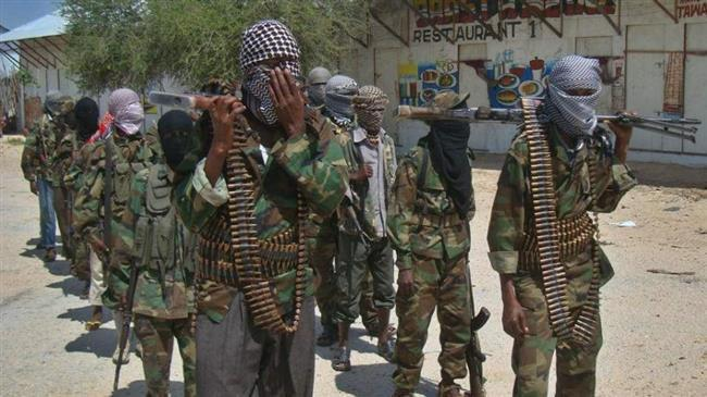 Photo of Shabab militants 'kill 5 soldiers' in Kenya's north