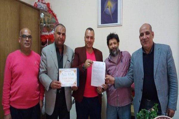 Photo of Egyptian teacher translates Quran into sign language