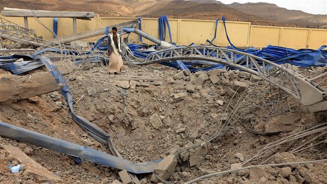 Photo of Saudi warplanes hit Yemen's Hajjah, Sa'ada