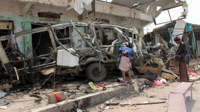 Photo of UNICEF condemns latest Saudi-led airstrike on Yemeni children
