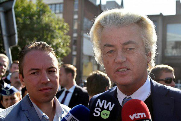 Photo of Anti-Islam Dutch MP says no more sacrilegious cartoon contest