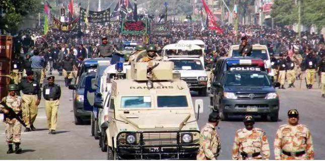 Photo of High security needed in Muharram due to threat from takfiri terrorists