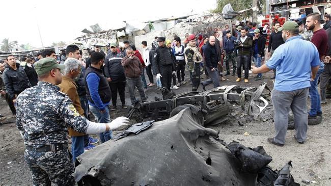 Photo of Car bomb attack kills 7, injures 30 in Iraq's Salahuddin province