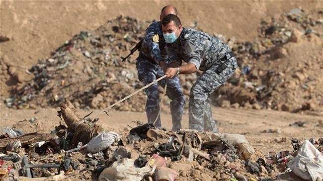 Photo of Remains of nearly two dozen Daesh commanders found in mass grave in Iraq's Nineveh