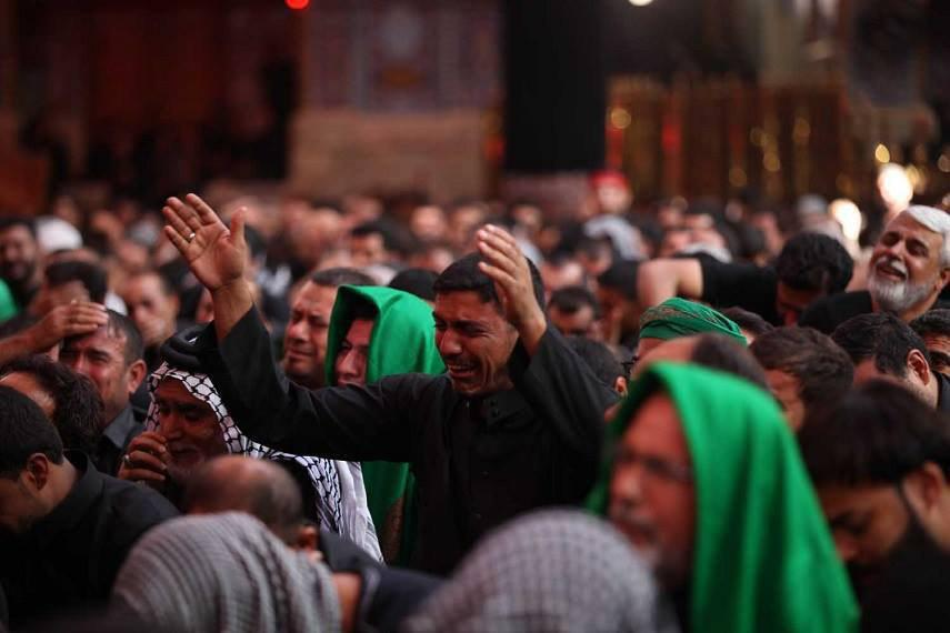 Photo of Millions of mourners commemorate Ashura