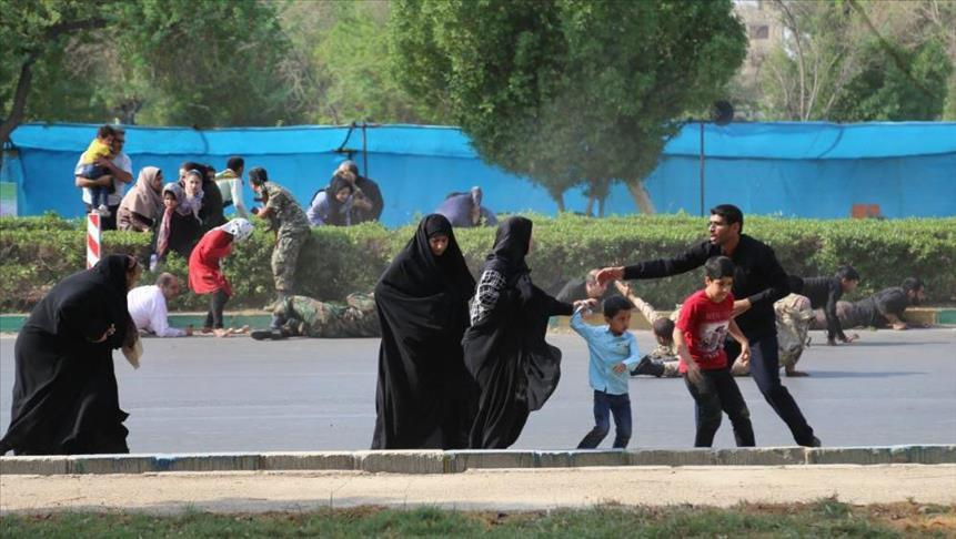 Photo of Free Muslim condemns the terrorist attack that targeted the safe people in Ahvaz