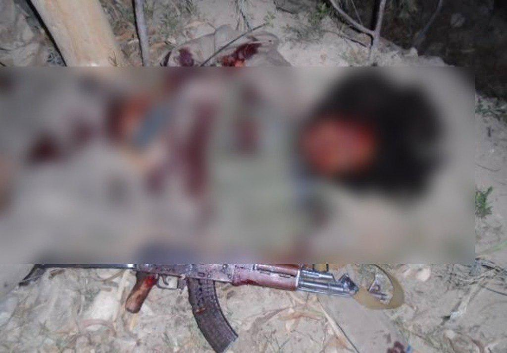 Photo of Taliban Commander blown up by own explosives in Nangarhar province
