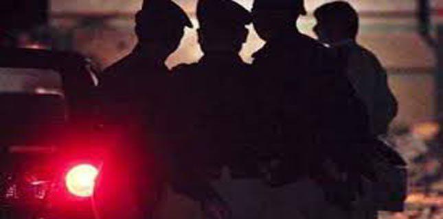 Photo of Three terrorists of Lashkar-E-Jhangvi arrested