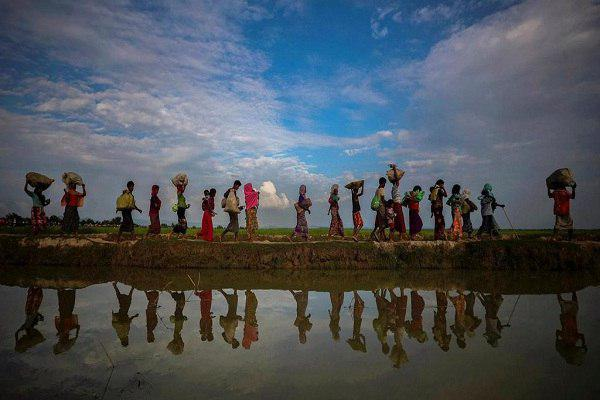 Photo of UN urges action on Rohingya Muslim refugees