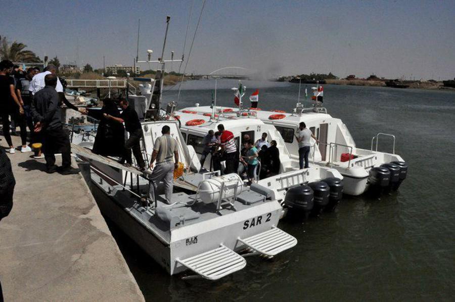 Photo of Iran, Iraq resume shipping line