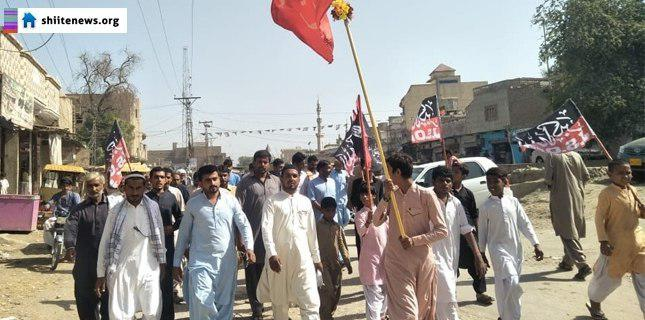 Photo of Protesters demand government to resolve the Taftan pilgrims issue forthwith