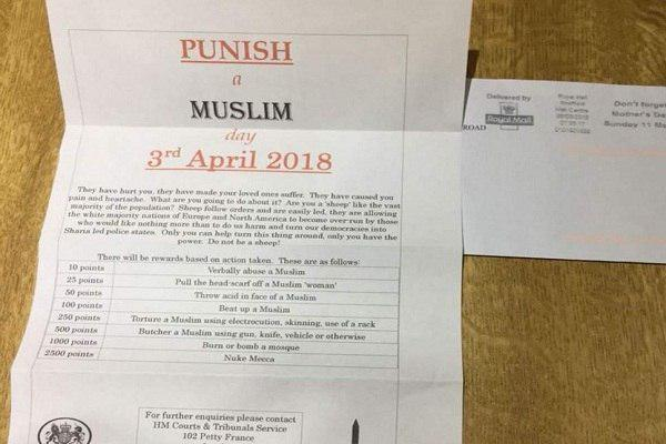 Photo of British white supremacist admits to devising anti-Muslim hate campaign