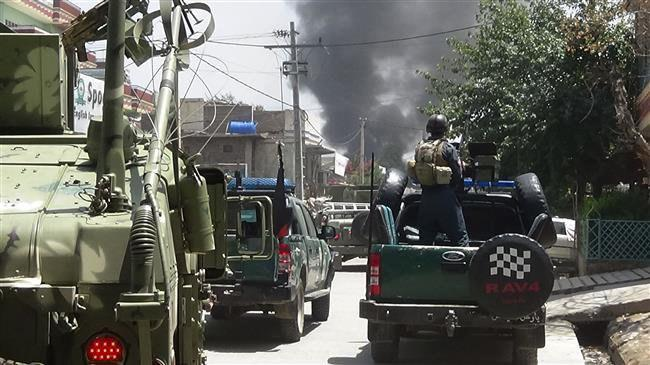 Photo of Taliban attacks kill, wound dozens of Afghan forces