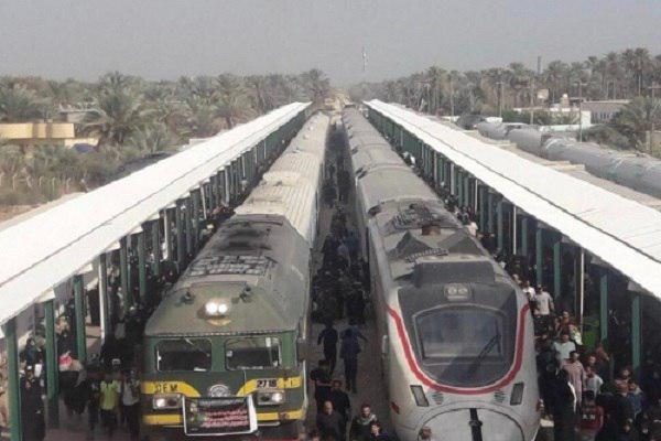 Photo of 23 trains to transport Arbaeen pilgrims