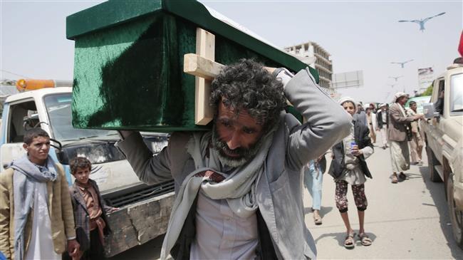 Photo of Fresh Saudi airstrikes leave five civilians dead in Yemen