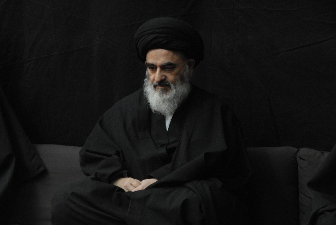 Photo of Grand Ayatollah Shirazi delivers his annual speech on Arbaeen Pilgrimage