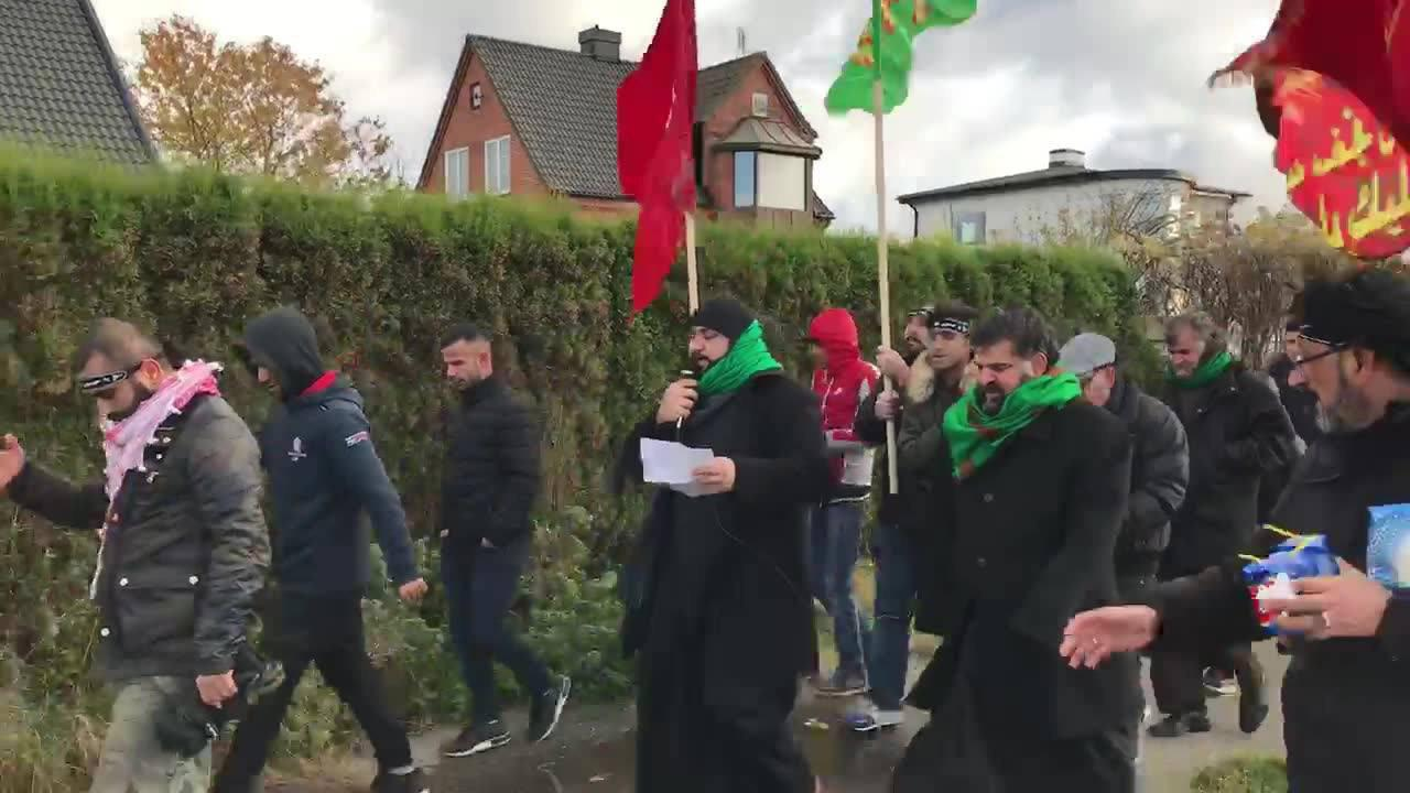 Photo of Lovers of Ahlulbait march across world marking Arbaeen