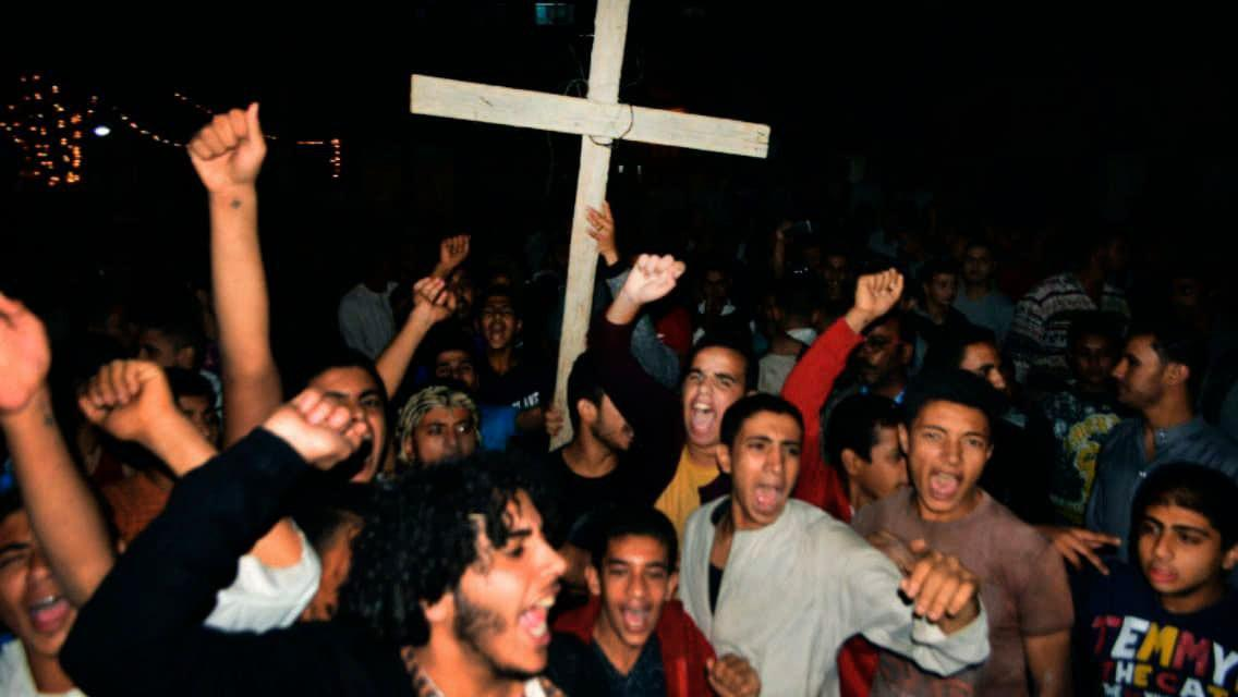 Photo of Gunmen in Egypt attack bus carrying Christians, killing at least 8 and wounding 13