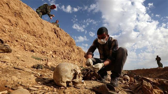 Photo of Over 200 mass graves of Daesh victims found in Iraq, UN report says