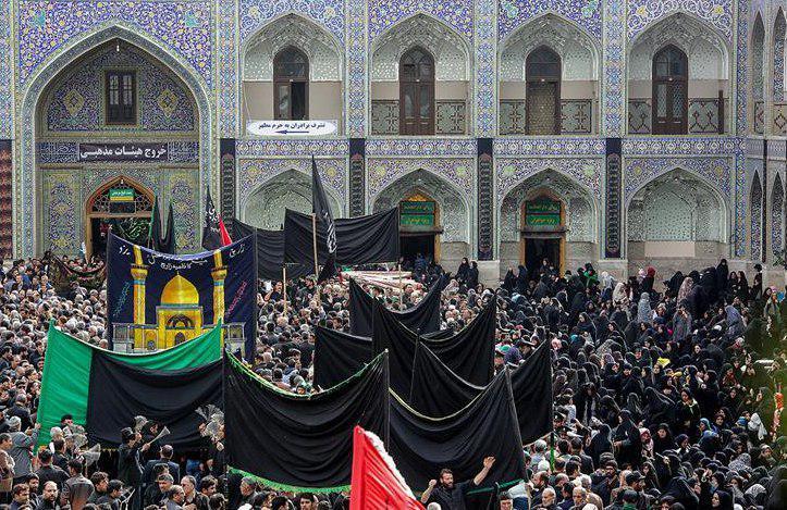 Photo of Shia Muslims mourn martyrdom anniversary of Eighth Imam