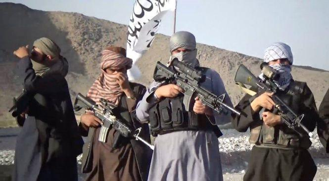 Photo of Taliban's Red Unit commander among several dead, wounded in Faryab clash