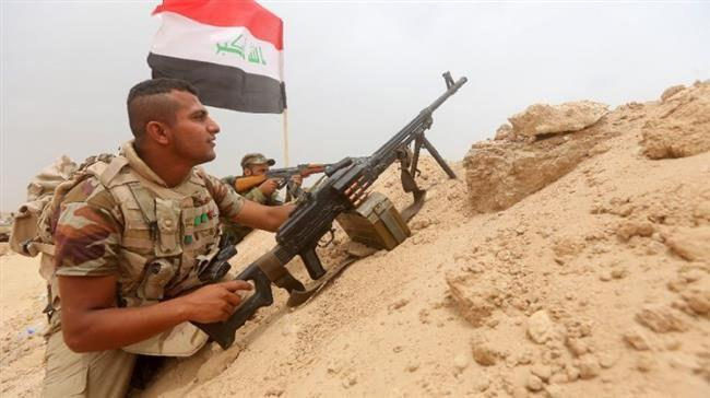 Photo of Iraqi Hashd Sha'abi forces foil Daesh infiltration attempt into Syria