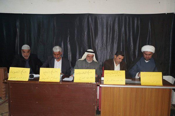 Photo of Preliminary stage of Iraq Nat'l Quran Competition held in Kirkuk, Nineveh