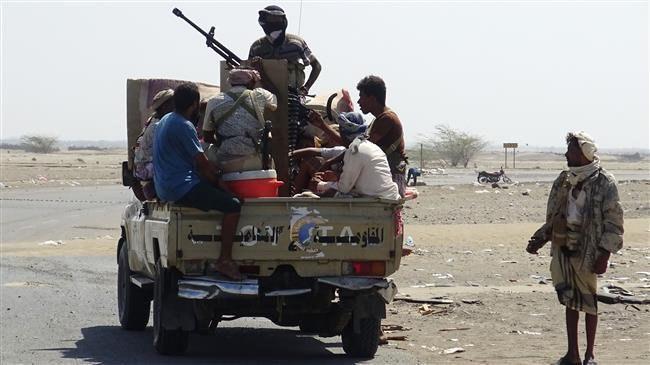 Photo of Saudi-backed militants pause Hudaydah attack