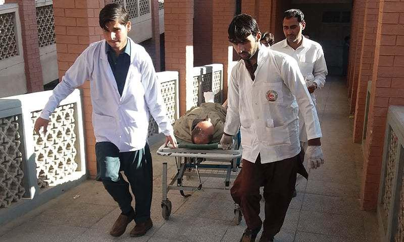 Photo of 32 killed, 31 injured in explosion in lower Orakzai district: health official