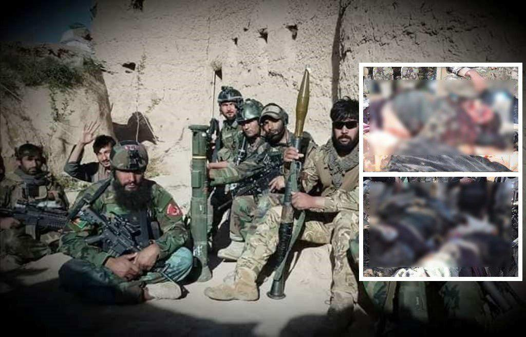 Photo of Dozens of militants have been killed or wounded during the operations in northern Balkh and Faryab provinces, the Afghan Military in the North said.
