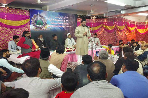 Photo of Holy Prophet's birth anniversary celebrated in India