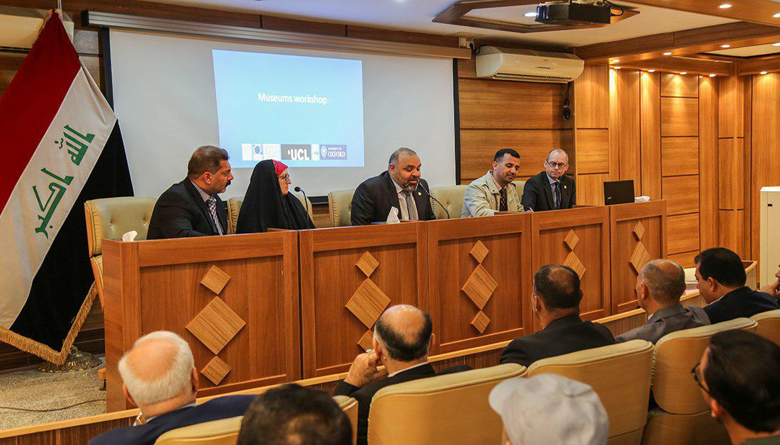 Photo of Oxford University researches developing international museums in Karbala