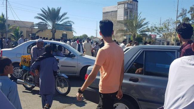 Photo of Deadly car bomb attack hits Iran's SE port city of Chabahar